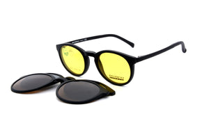 Romeo eyewear R25351 C1 with 3 clips
