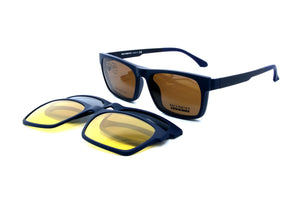 Romeo eyewear with 3 clips 25346 C3, 2  - Optics Trading