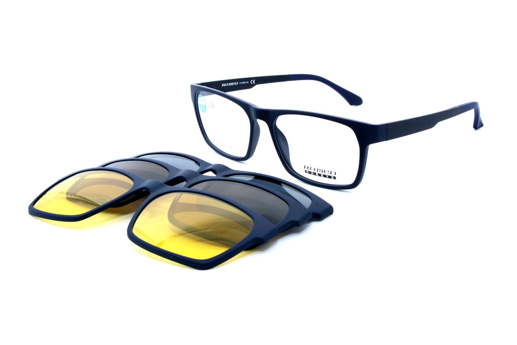 Romeo eyewear with 3 clips 25346 C3 - Optics Trading