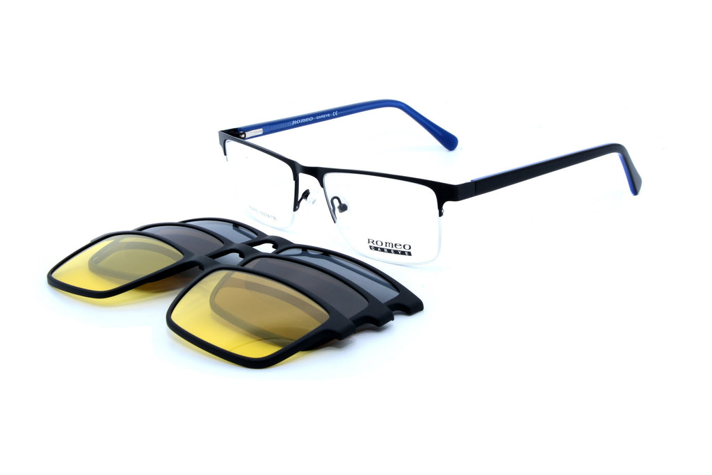 Romeo eyewear with 3 clips 25433 C1 - Optics Trading