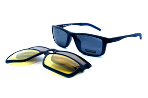 Romeo eyewear with clips 25432, C2, 2 - Optics Trading