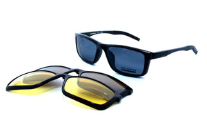 Romeo eyewear with clips 25432, C3, 2 - Optics Trading