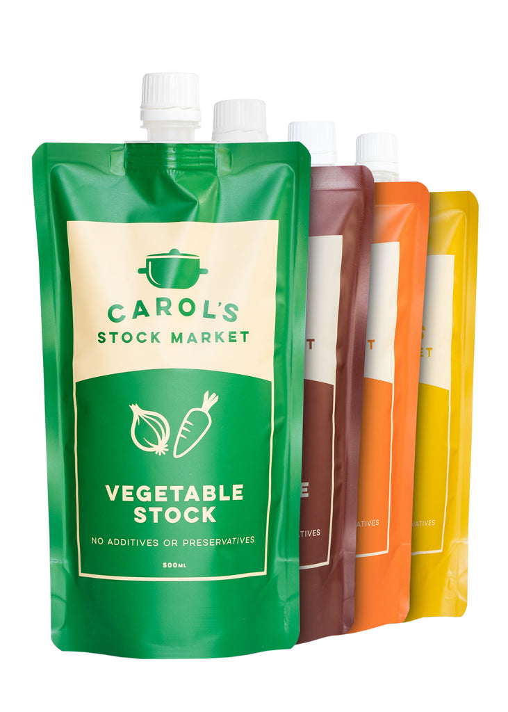 Mixed Multipack 4 Pack - Carol's Stock Market