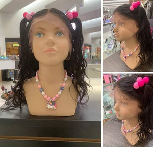 Childrens Wig - molength