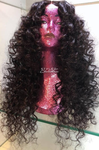 Full Lace Wig   - molength