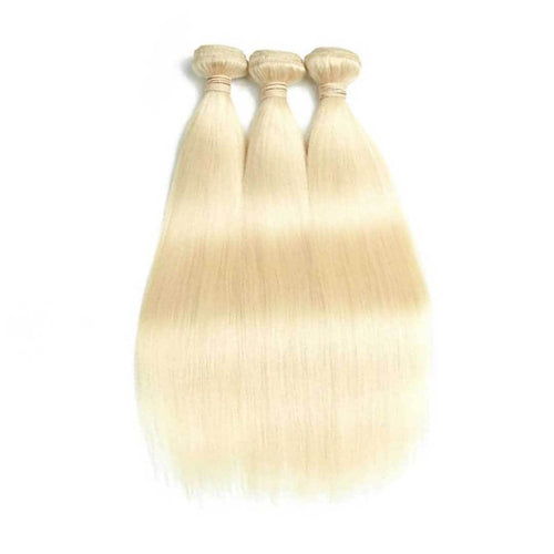 613 Blonde Straight 3 Bundle Deal