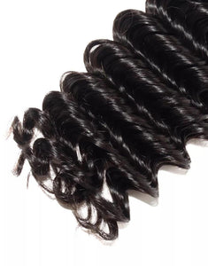 Deep Wave Single Bundle Natural Black - molength