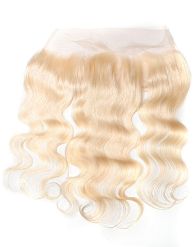 613 Blonde Body Wave 13x4 Frontal