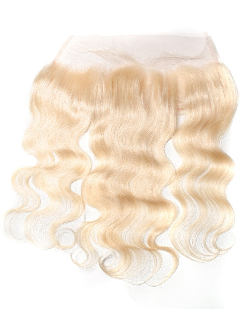 613 Blonde Body Wave 13x4 Frontal - molength