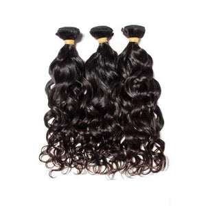 Natural Wave 3 Bundle Deal Natural Black - molength