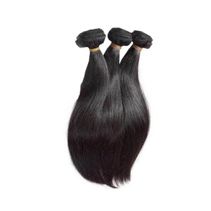 Straight 3 Bundle Deal Natural Black - molength
