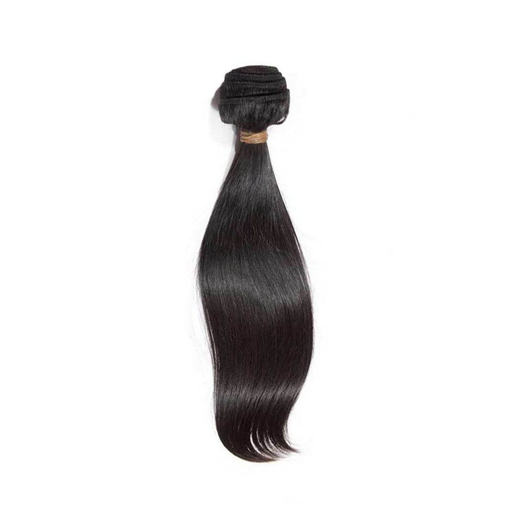 Straight Single Bundle Natural Black - molength