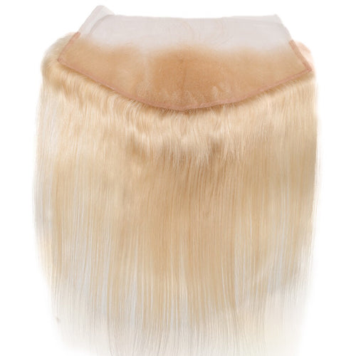 613 Blonde Straight 13x4 Frontal