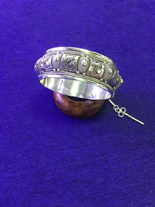 Filigree Silver Bracelet from Morocco