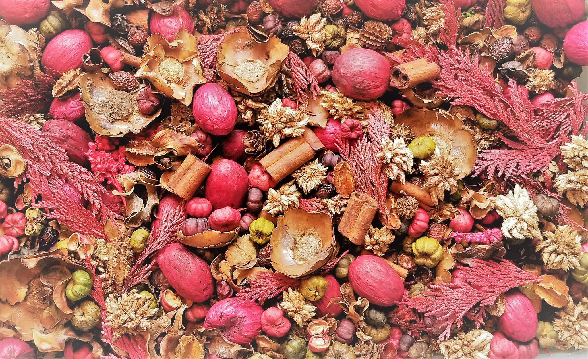 Apple Cinnamon Clove Handcrafted Potpourri