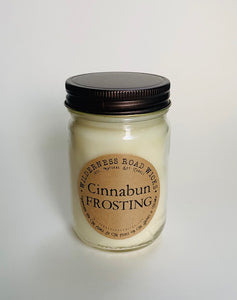 Cinnabun Frosting Natural Soy Candle