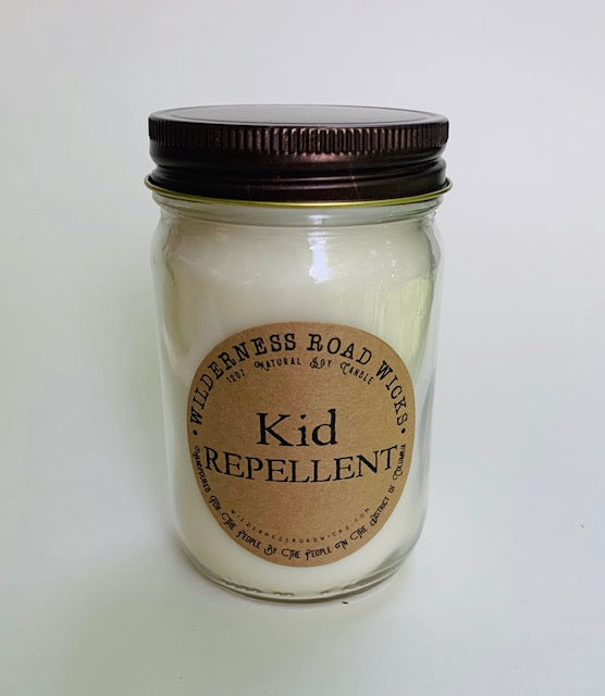 Kid Repellent 12 oz. Soy Candle