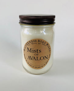 Mists of Avalon Soy Jar Candle