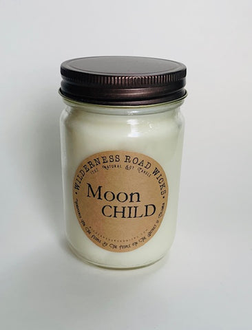 Moon Child Natural Soy Candle