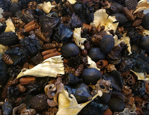 Witching Hour Handcrafted Potpourri