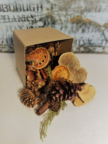 Wood Stove Handcrafted Potpourri