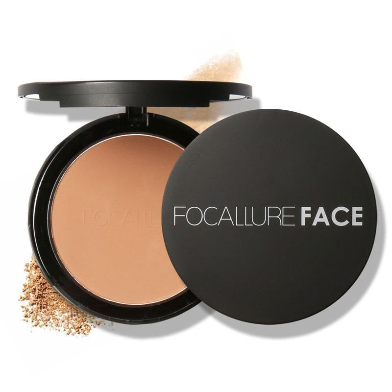 FOCALLURE - Perfecting Pressed Powder