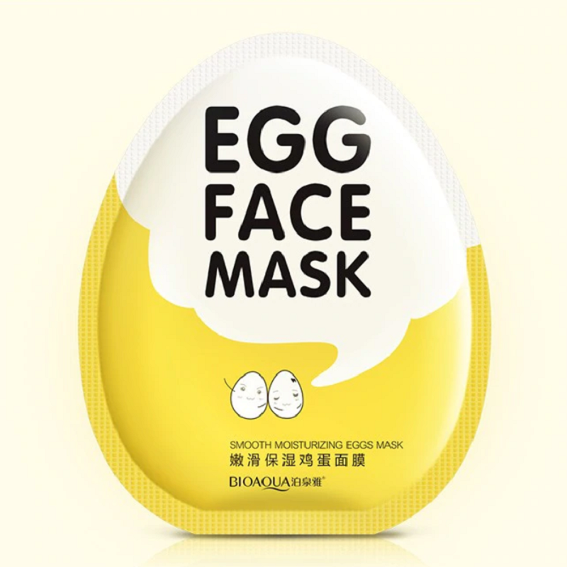 BIOAQUA - Egg Face Mask