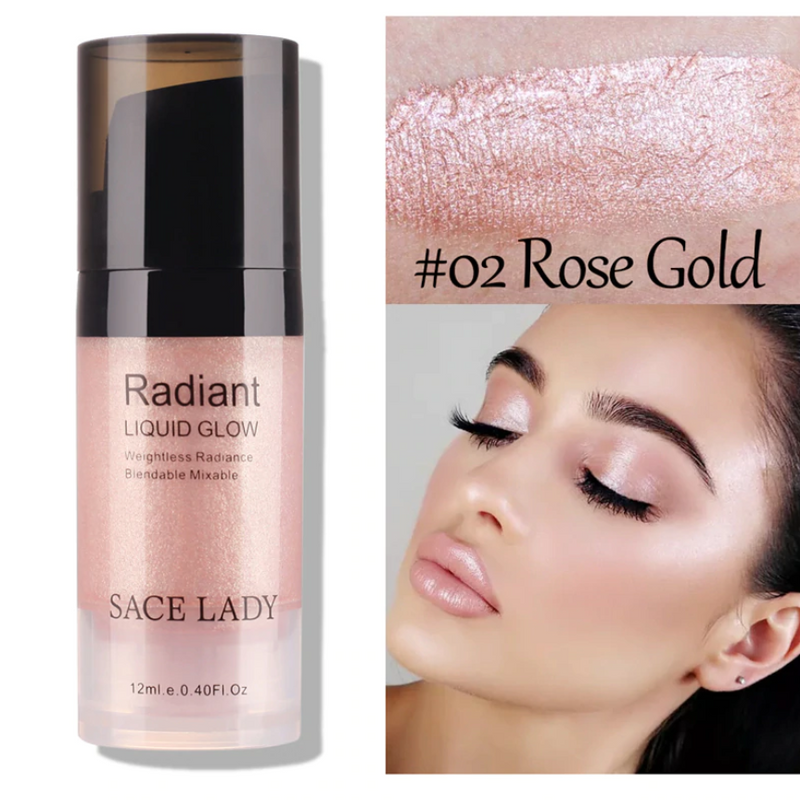 SACE LADY - Rose Gold Radiant Glow