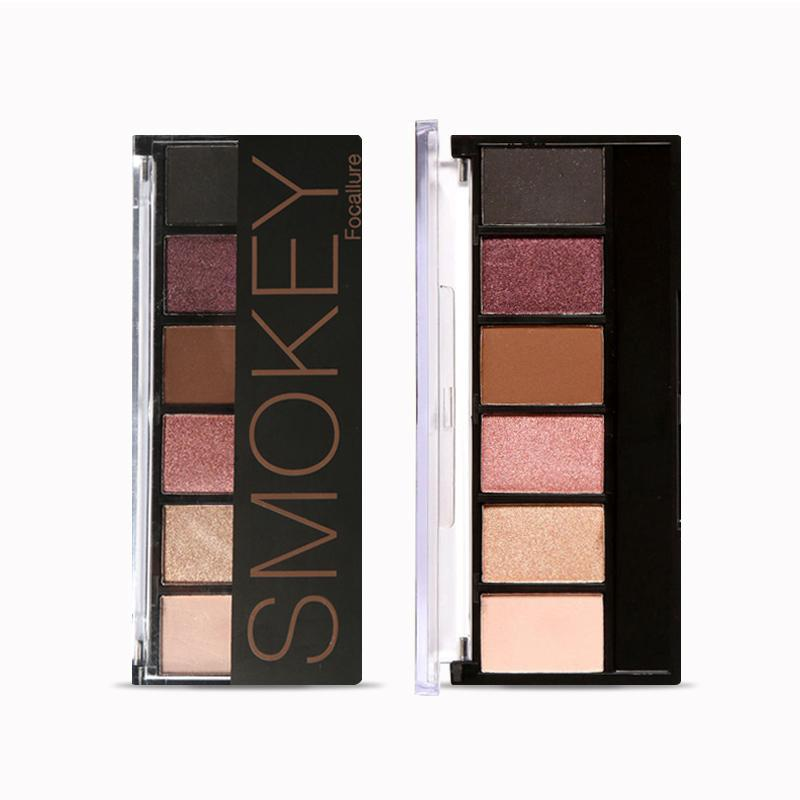 FOCALLURE - Nectar Smokey Eyeshadow Palette