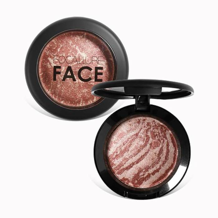 FOCALLURE - Baked Blush #4 Spicy