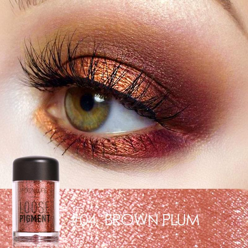 FOCALLURE - Brown Plum Loose Pigment