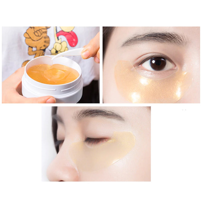 SOONPURE - Gold Collagen Eye Gel Patches