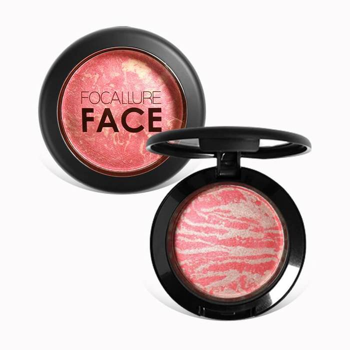 FOCALLURE - Baked Blush #5 Enchanted