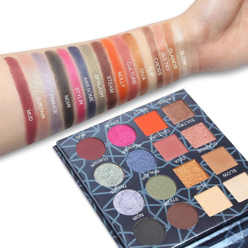 IMAGIC - City Lights Eyeshadow Palette
