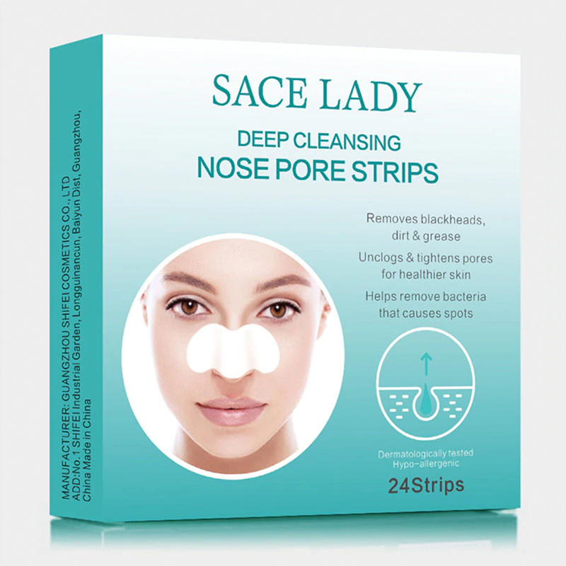 SACE LADY - 24 pcs Deep Cleansing Nose Pore Strips