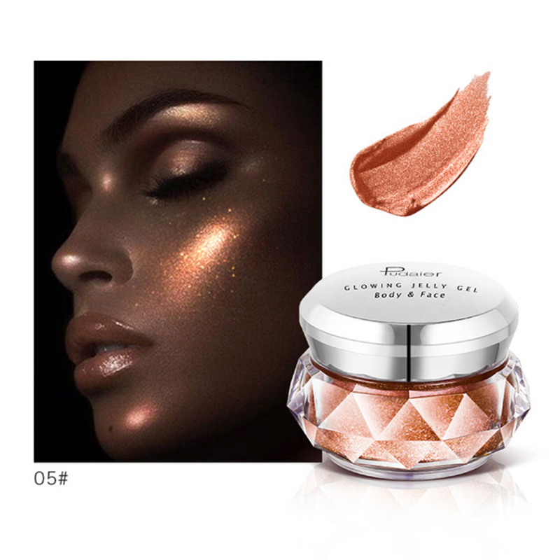 PUDAIER - Mermaid Jelly Gel Highlighter