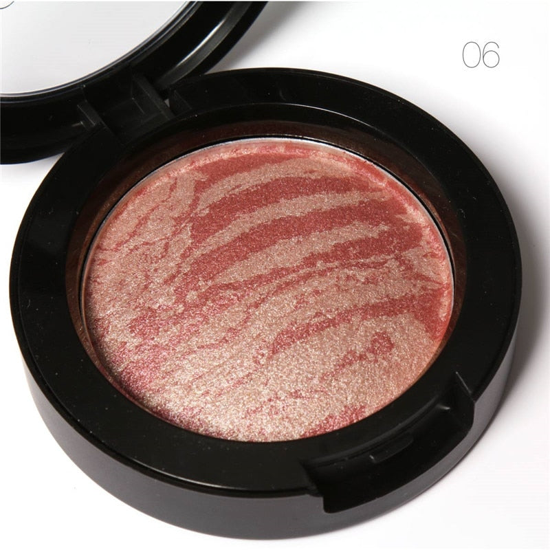 FOCALLURE - Baked Blush #6 Temptation