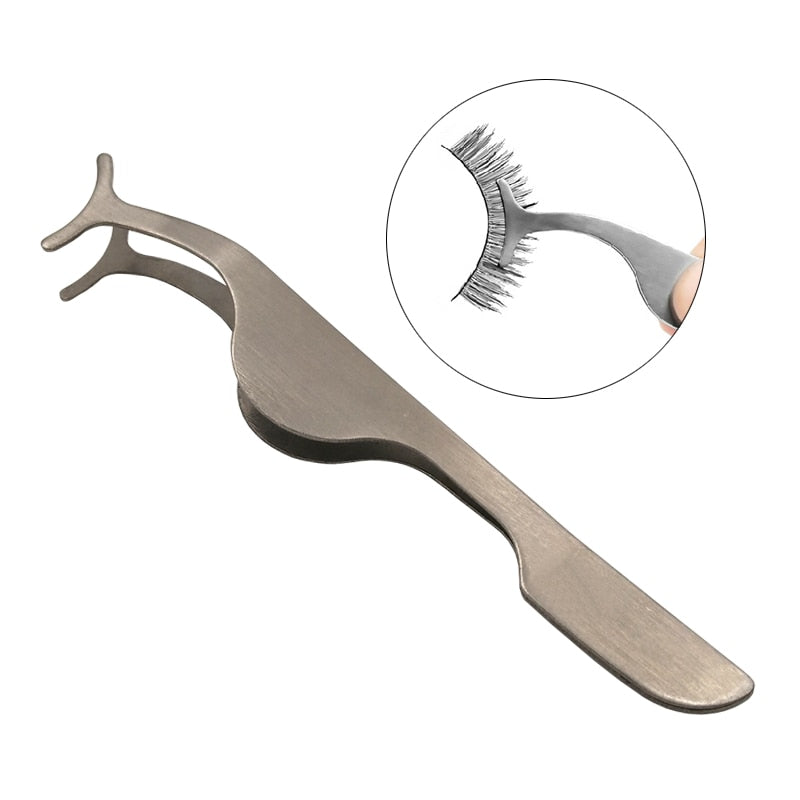 False Eyelash Tweezers