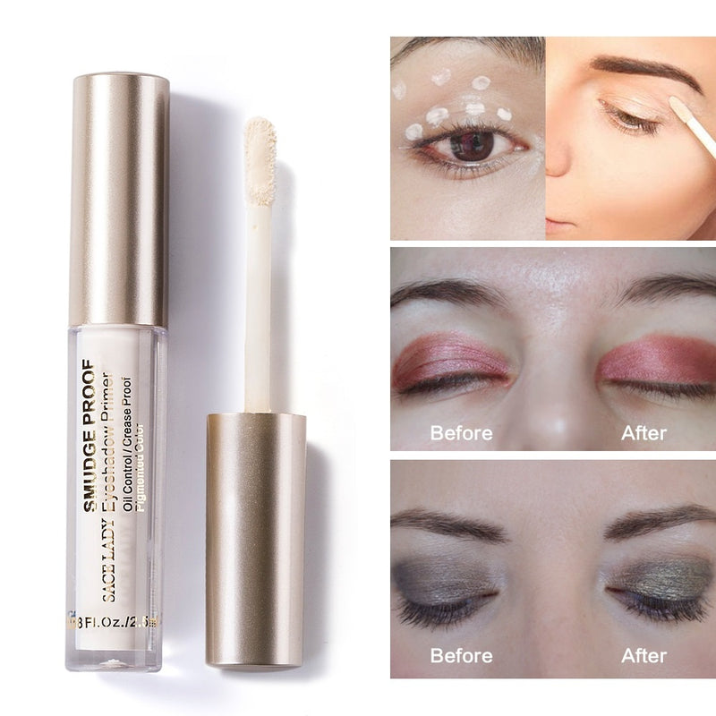 SACE LADY - Smudgeproof Eyeshadow Primer