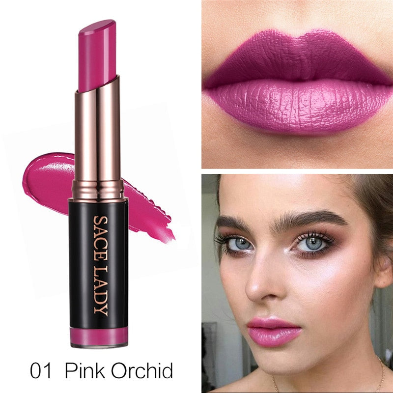 SACE LADY - Pink Orchid Lipstick