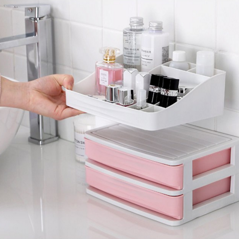 Makeup Organizer Box