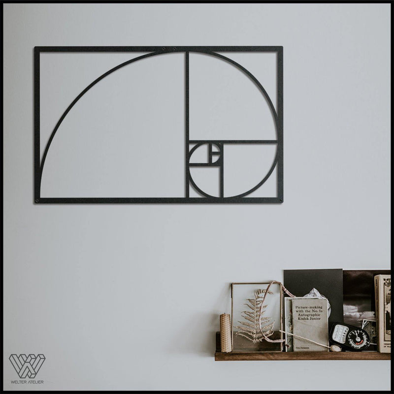 GOLDEN RATIO [Metal] - Welter Atelier