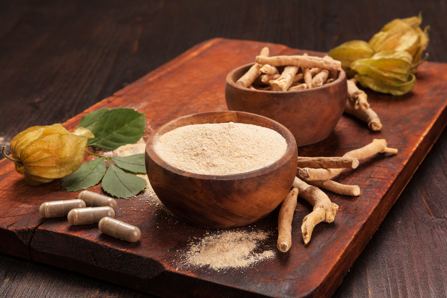 Ashwagandha For Anxiety And Stress?