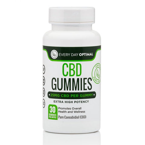 Every Day Optimal CBD Oil Tincture