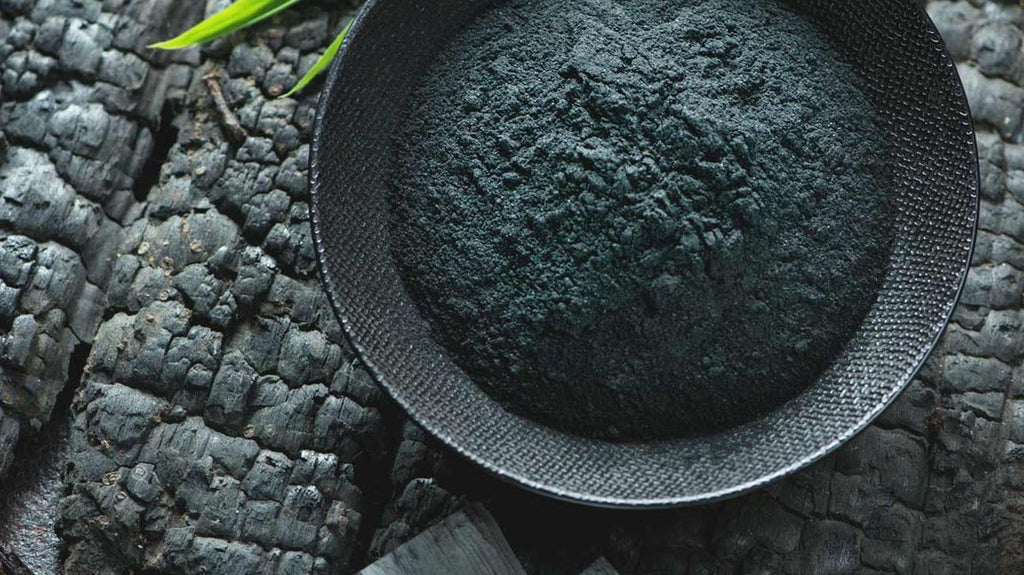 activated charcoal health benefits