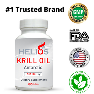 krill oil omega 3 supplement amazon
