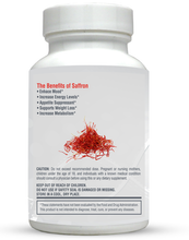Load image into Gallery viewer, Saffron Supplement  saffron extract appetite suppressant  Saffron Capsules