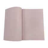 A4 Coloured Exercise Books, Lined with Margin, 80 pages (Pack of 50)