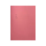 A4 Coloured Exercise Books, Square grid, 80 Pages (Pack of 10)