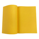 A4 Coloured Exercise Books, Square grid, 40 Pages (Pack of 10)
